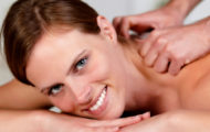 Užite si relaxačnú masáž
